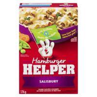 Hamhelper Salisbury Bift Nood Meal