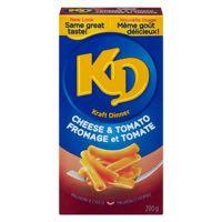 Kraft Dinner Chse Tom Macar Nood Meal
