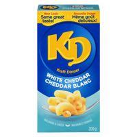 Kraft Dinner White Chse Macar Nood Meal