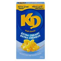 Kraft Dinner X Cr Chse Macar Nood Meal