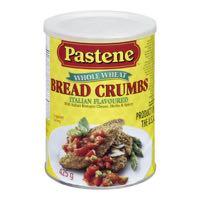 Pastene Bread Crumb Italian Wh Wheat