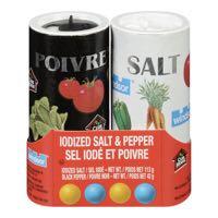 Windsor Salt Pepper Shaker Salt