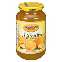 Habit 3 Fruit Marmal