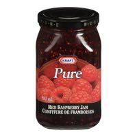 Kraft Pure Raspberry Jam