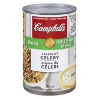 Campbells Cr Celery L F Soup