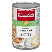 Campbells Cr Chick L F Soup