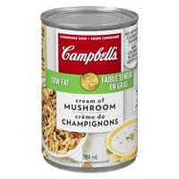 Campbells Cr Mushr L F Soup