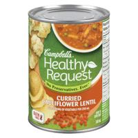 Campbells Healthy Caulifl Lentil Soup