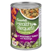 Campbells Healthy Spicy Veg Turk Soup