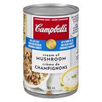 Campbells Soup Healthy Mushroom