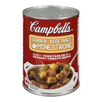 Campbells Soup Rte Minestrone