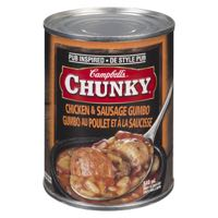 Chunky Chicken Sausage Soup R T S