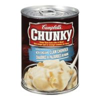 Chunky Soup New England Clam R T S