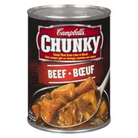 Chunky Soup R T S Beef