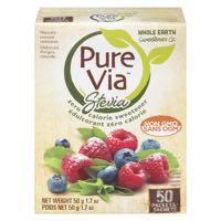Purevia Packet Stevia Sweetener