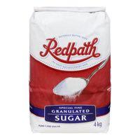 Redpath Spec Fine Granulated Sugar