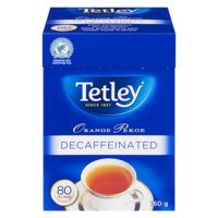 Tetley Decaf Pekoe Tea Bag
