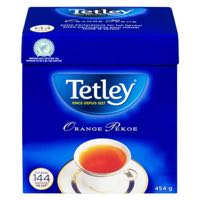 Tetley Orange Pekoe Tea Leave