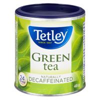 Tetley Tea Bag Decaffeinated Green