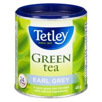 Tetley Tea Bag Earl Grey Green