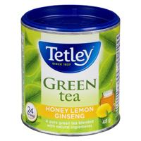 Tetley Tea Bag Green Gins Lem Hon