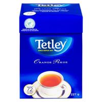 Tetley Tea Bag Orange Pekoe
