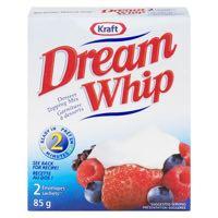 Dreamwhip Whipped Dessert Topping