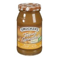 Smuckers F F Buttersc Sundae Topp