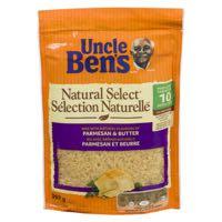 Uncleben Parm Butter Rice