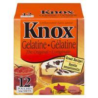 Knox Gelatine