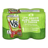 V8 Low Sodium Veg Cocktail