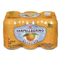 San Pellegrino Aranciata Spark Drink