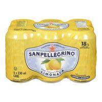 San Pellegrino Limonata Spark Drink