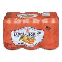 San Pellegrino Rossa Aranc Spark Drink