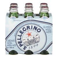 San Pellegrino Carbonated Nat Min Water