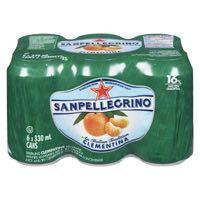 San Pellegrino Clementine Spark Drink