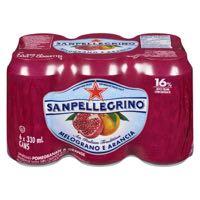 San Pellegrino Pomegr Orange Spark Drk
