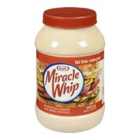 Miracle Whip Fat Free Salad Dress