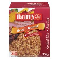 Dainty Beef Inst Rice