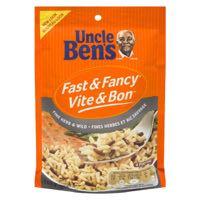 Fast Fancy Wild Herb Rice